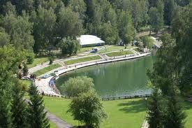 Отдых в Горном Алтае на озере Ая